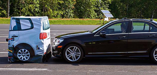 TopGear.com.ph Philippine Car News - US insurance organization conducts first-ever crash avoidance tests
