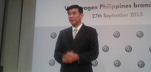 TopGear.com.ph Philippine Car News - VW ASEAN boss on brand's return to the Philippines