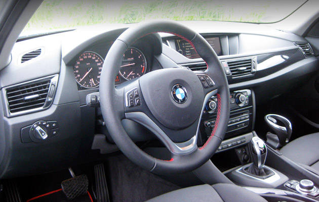 Review: BMW X1 sDrive 18d Sport Line