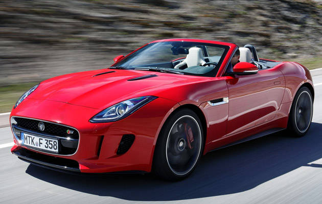 In Case You Were Waiting For This Car: The All New Jaguar F Type Two Seater  Convertible Is Now Officially Available In The Country, Having Been  Launched The ...