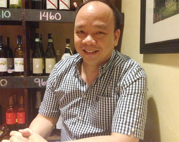 Pilipinas Taj Autogroup general manager Nicky Mariano