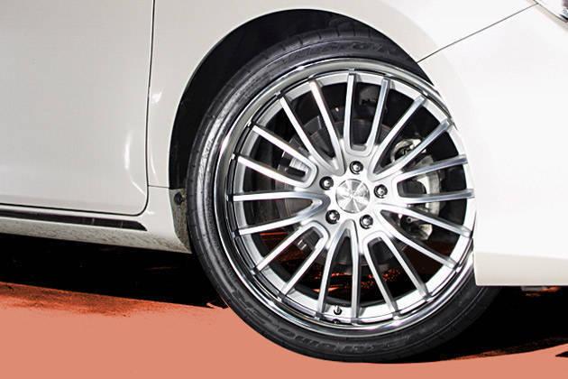 Stock to Rock: Give your executive midsize sedan a makeover