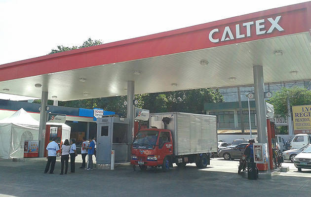 TopGear.com.ph Philippine Car News - Why does Caltex only carry three kinds of fuel?