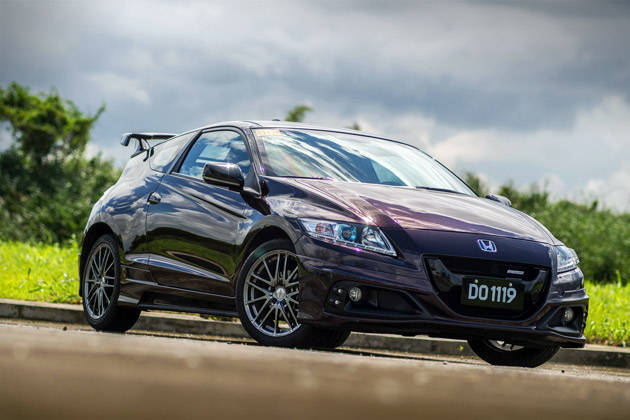Honda CR-Z 1.5 Mugen Edition CVT review | Top Gear Philippines