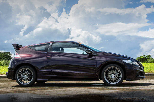Honda CR Z 1.5 Mugen Edition CVT: Review, Specs, Price | Drives | Top Gear  Philippines
