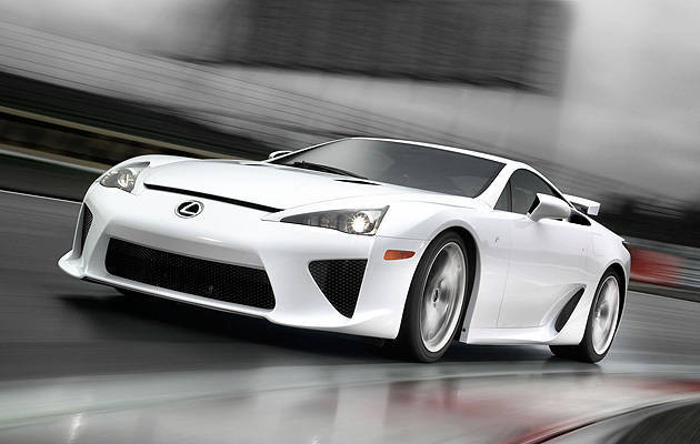 how much does it cost to replace a lexus lfa 39 s body panels. Black Bedroom Furniture Sets. Home Design Ideas