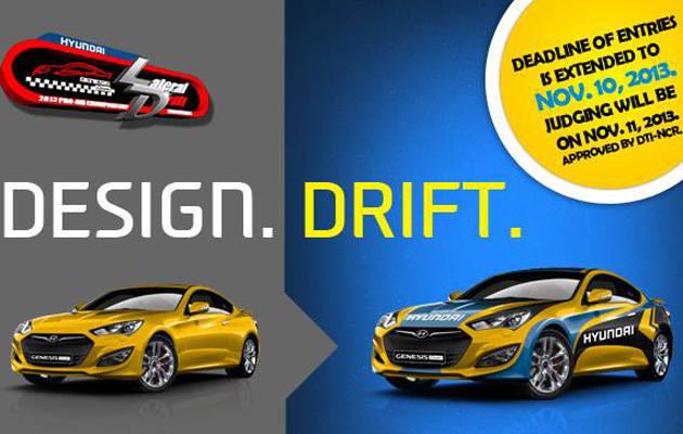 TopGear.com.ph Philippine Car News - Hyundai PH wants you to design its drift car
