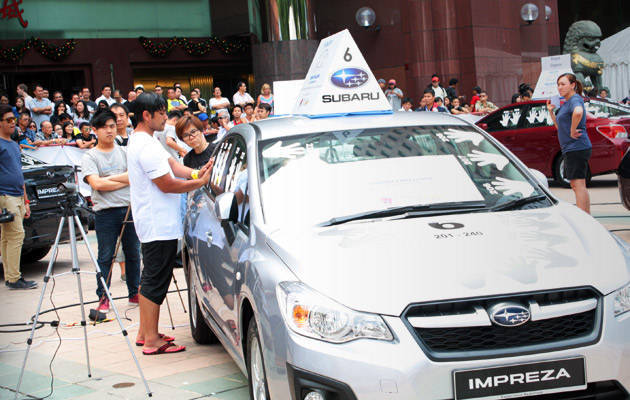 2013 Subaru Challenge: Another Singaporean wins, PH seizes country team winner title