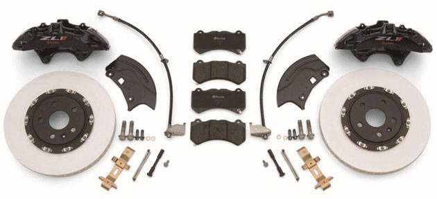 Chevrolet Camaro performance parts
