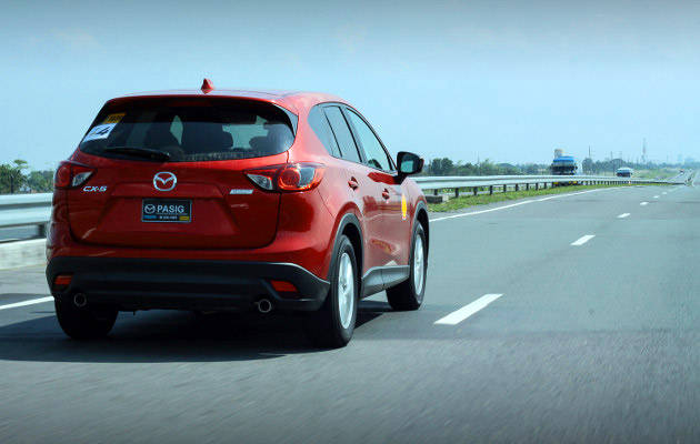 Mazda Skyactiv Experiment: What is the most efficient highway speed?