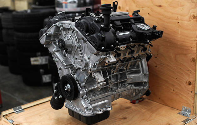 TopGear.com.ph Philippine Car News - Hyundai launches crate engine program for its 3.8 V6, 2.0 inline-four turbo
