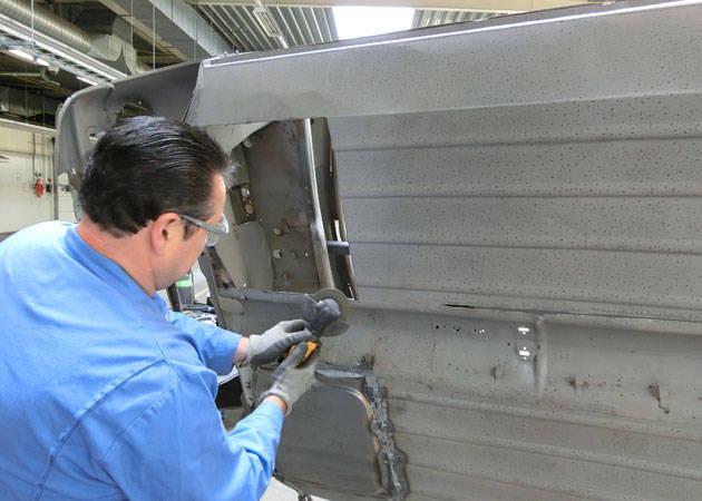 Austin Seven restoration