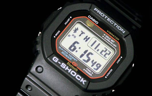 Casio G-Shock Bluetooth