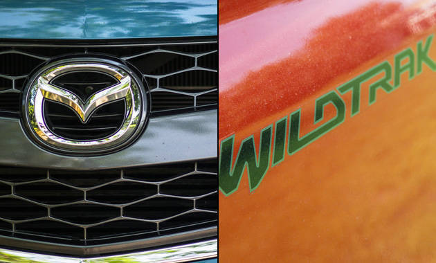 Ford Ranger Wildtrak vs. Mazda BT-50 | Top Gear Philippines