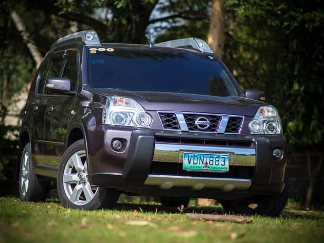 Review: Nissan X-Trail 2.5 4WD CVT | Top Gear Philippines