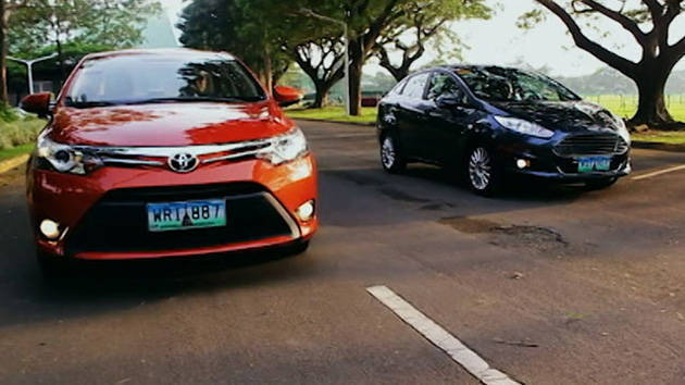 Raise the game: Toyota Vios 1.5 G vs Ford Fiesta Titanium