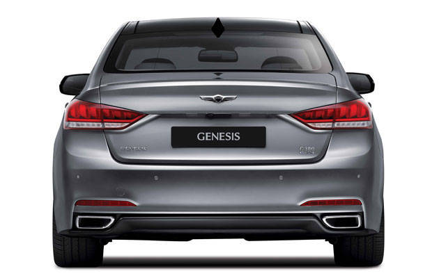 All-new Hyundai Genesis