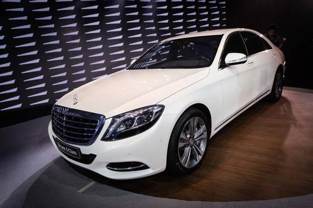 Mercedes-Benz S-Class launched in the Philippines
