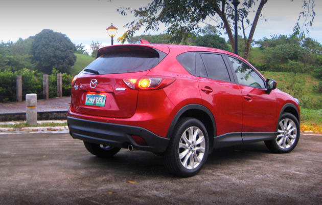 Review: Mazda CX-5 AWD Sport