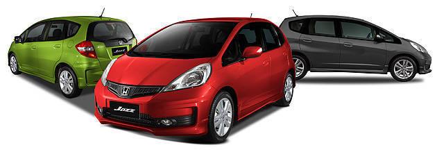 TopGear.com.ph Philippine Car News - Honda PH introduces new colors to Jazz lineup