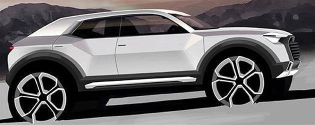 TopGear.com.ph Philippine Car News - Audi to produce Q1 for 2016