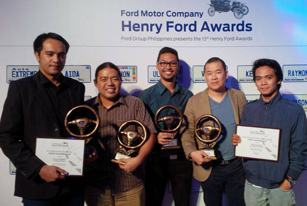 Top Gear PH at 2013 Henry Ford Awards
