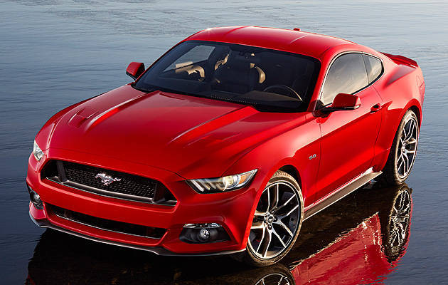 TopGear.com.ph Philippine Car News - Ford reveals all-new, sixth-generation Mustang