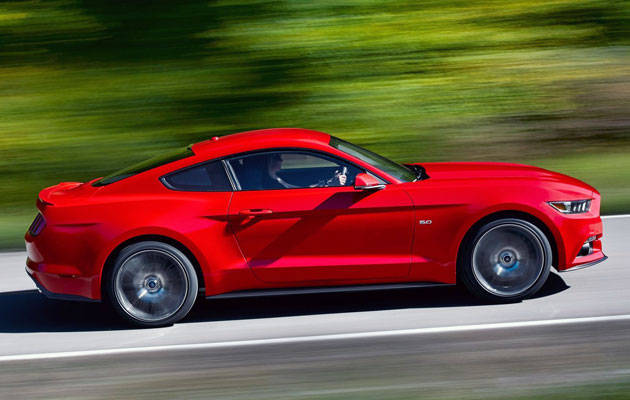 All-new Ford Mustang