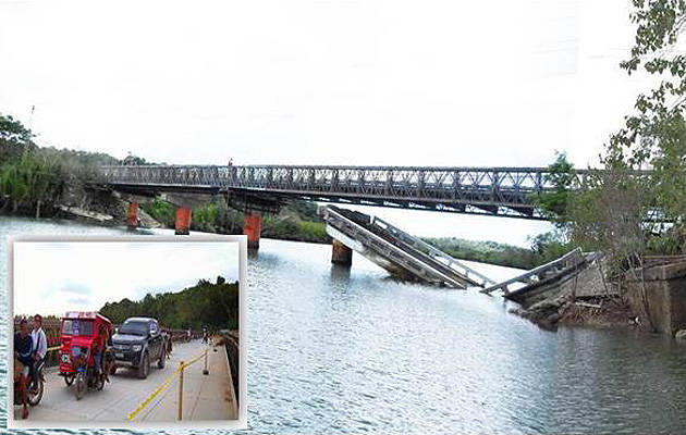 TopGear.com.ph Philippine Car News - DPWH completes construction of two temporary bridges in Bohol