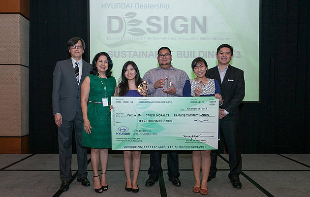 TopGear.com.ph Philippine Car News - Hyundai PH holds green dealership design competition