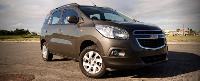 Chevrolet Spin Review Top Gear Philippines