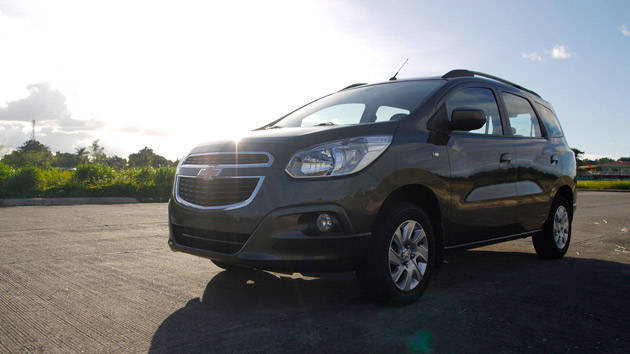 Top Gear Philippines' Chevrolet Spin review