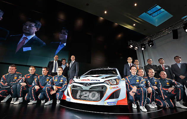 TopGear.com.ph Philippine Car News - By the numbers: Hyundai's second bid in the WRC