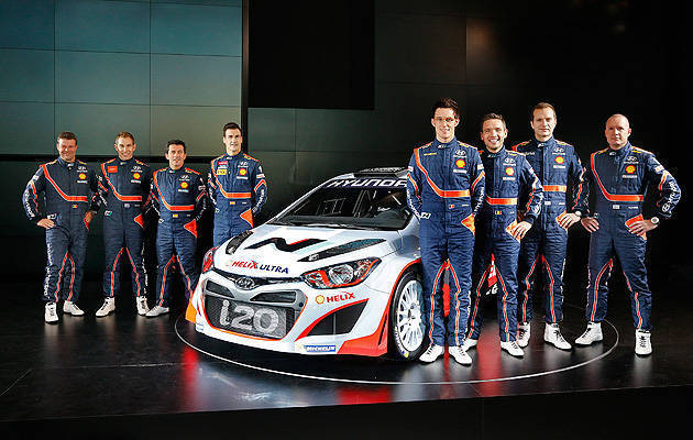 TopGear.com.ph Philippine Car News - Hyundai launches motorsport-based 'N' high-performance arm