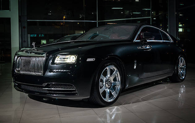 TopGear.com.ph Philippine Car News - The Philippines' first Rolls-Royce Wraith is here