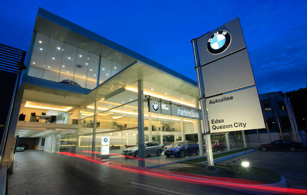 TopGear.com.ph Philippine Car News - Philippines' 8th BMW dealership opens at Eton Centris