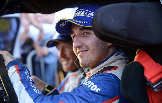TopGear.com.ph Philippine Car News - Robert Kubica to race 2014 WRC season full-time