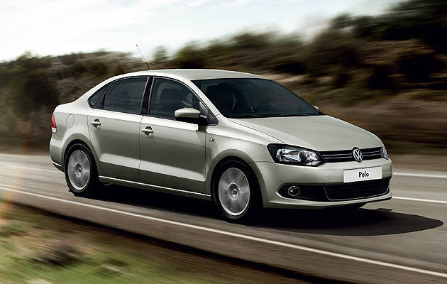 TopGear.com.ph Philippine Car News - Polo sedan joins Volkswagen PH's vehicle lineup