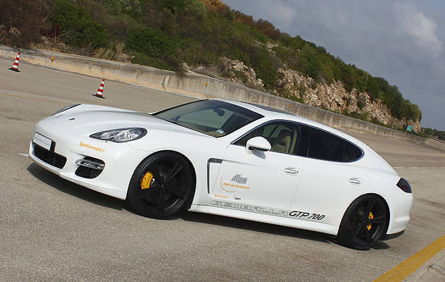 TopGear.com.ph Philippine Car News - Is Gemballa's Porsche Panamera-based GTP 700 the world's fastest sedan?