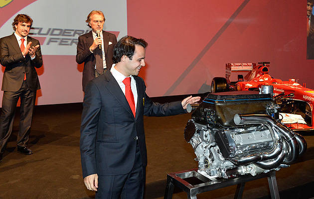 TopGear.com.ph Philippine Car News - Felipe Massa gets F1 engine that almost made him a world champion
