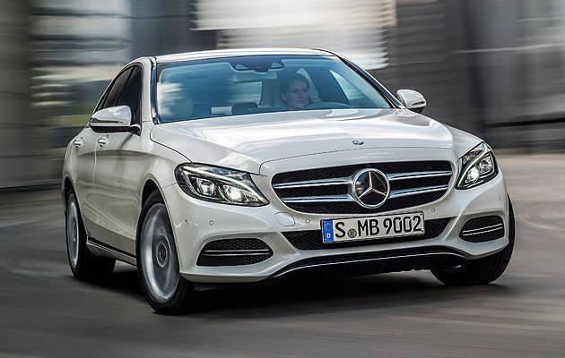 TopGear.com.ph Philippine Car News - Mercedes-Benz launches all-new C-Class