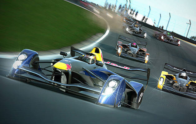 TopGear.com.ph Philippine Car News - Gran Turismo 6 update gives players access to new Red Bull cars