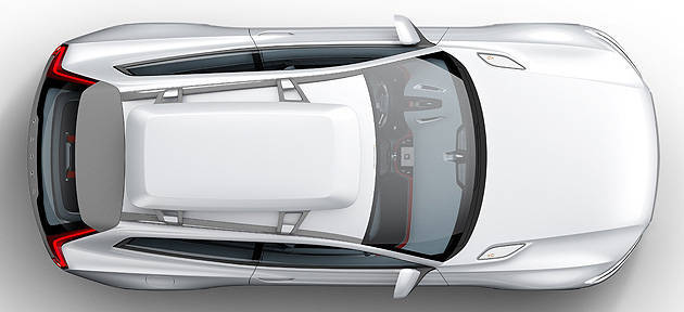 TopGear.com.ph Philippine Car News - Volvo to show off Concept XC Coupe at Detroit Auto Show