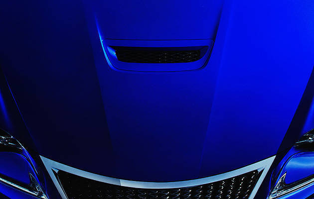 TopGear.com.ph Philippine Car News - All-new Lexus F performance coupe to make its bow at 2014 Detroit Auto Show