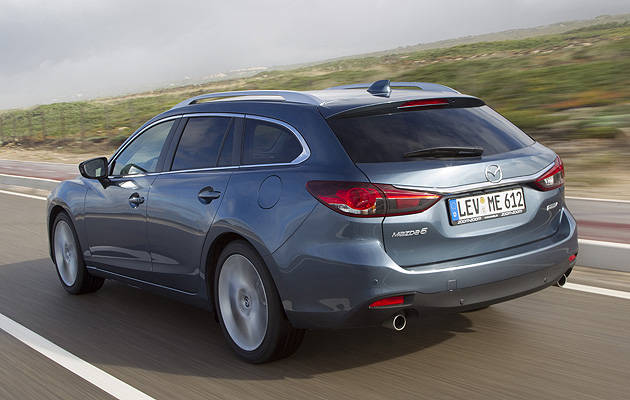TopGear.com.ph Philippine Car News - Want to know why we don't have the Mazda 6 wagon?
