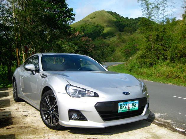 Review: Subaru BRZ AT
