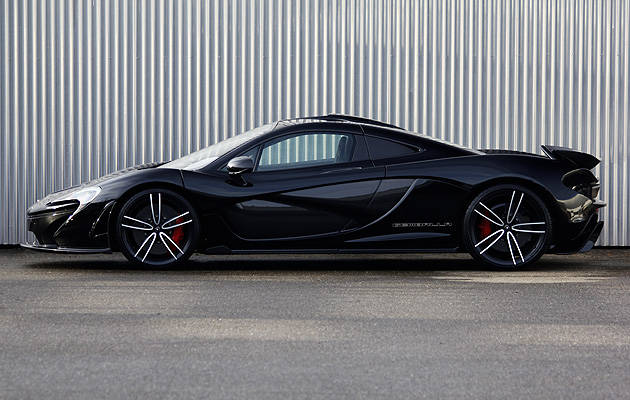 TopGear.com.ph Philippine Car News - Gemballa supposedly first to make aftermarket wheels for McLaren P1