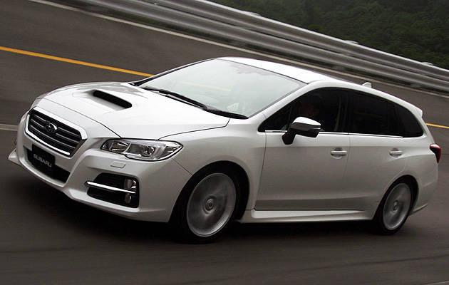 TopGear.com.ph Philippine Car News - Subaru to show off five modified Levorg concept cars at Tokyo Auto Salon