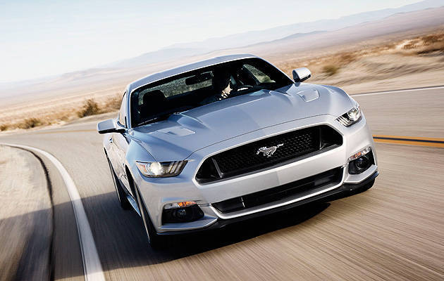 TopGear.com.ph Philippine Car News - First publicly-available Ford Mustang to be auctioned off