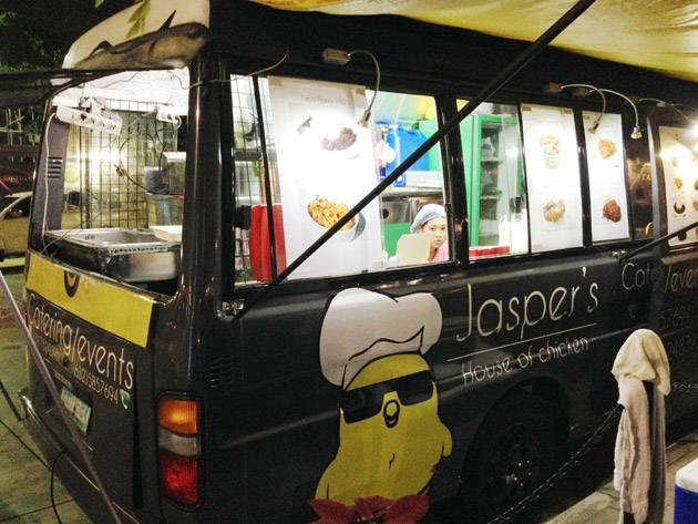 Food trucks of Capitol Commons